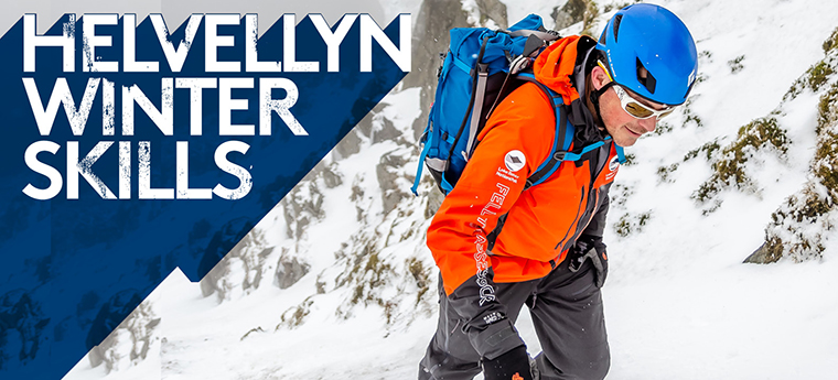 Helvellyn Winter Skills