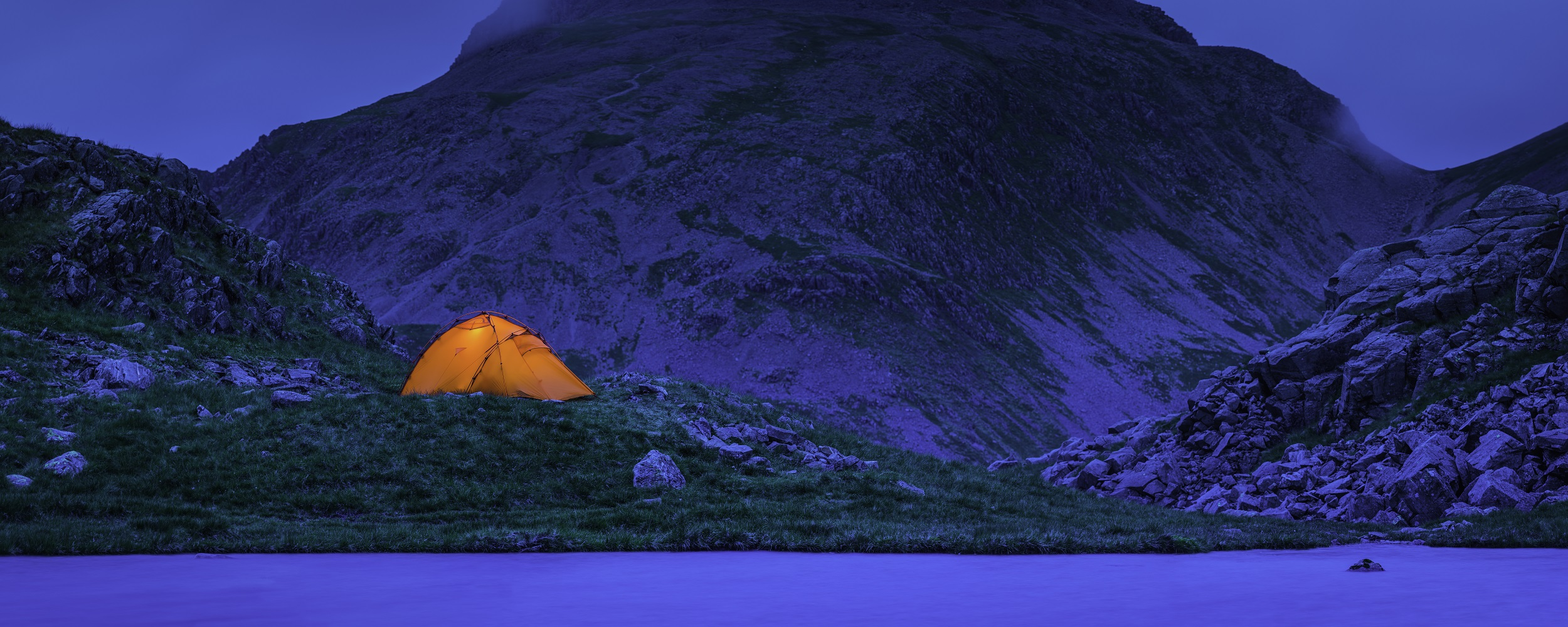 Wild camping 2