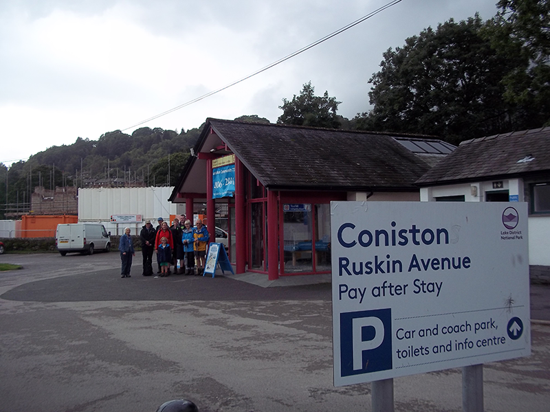 Coniston Tourist Information Centre